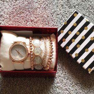 Watch & Bracelet Bundle